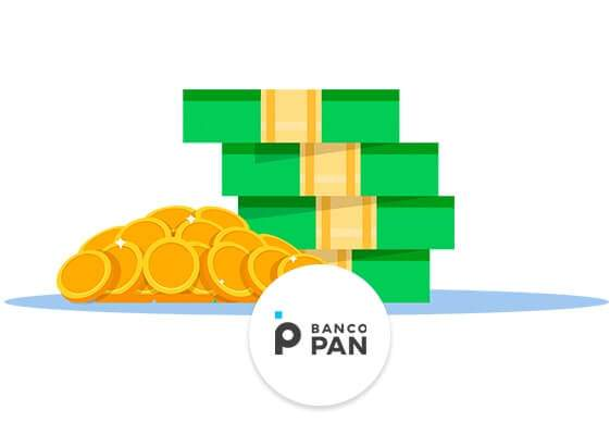 Cartão consignado PAN